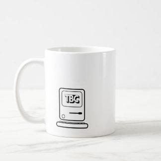 TBC Computer-Tasse Kaffeetasse