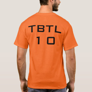 TBTL gehen Braun T-Shirt