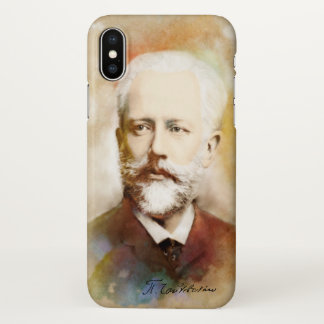 Tchaikovsky - iPhone X Fall iPhone X Hülle