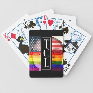 Tcl-Fahrrad-Spielkarten