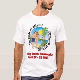 TCOM Wochenenden-T-Shirt T-Shirt