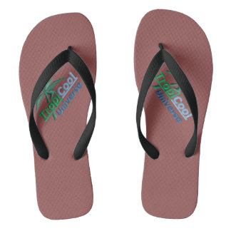 TCU-Flipflops (Zimt) Flip Flops