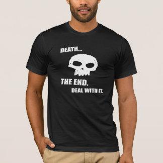 TDK Tod - Evolution - ABKOMMEN MIT IHM T-Shirt