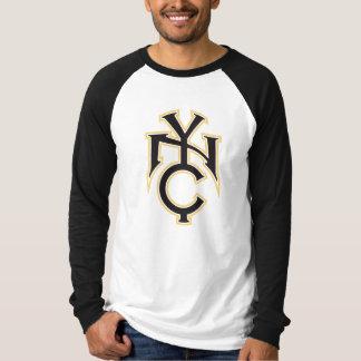 TDogs NYC Logo-Dunkelheit T Shirt