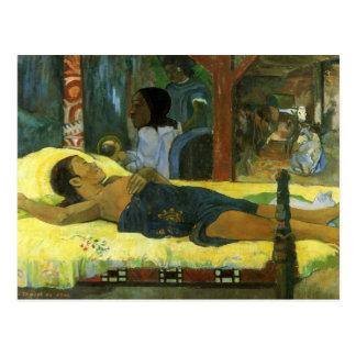 """Te Tamari keine Atua"" - Paul Gauguin Postkarte"