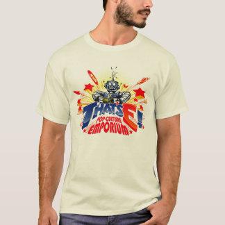 "TE ""Warpspace"" FARBlogo T-Shirt"