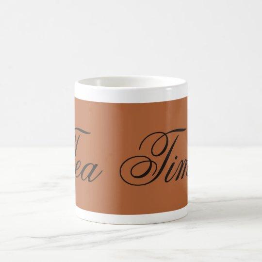 Tea Time Kaffeetasse