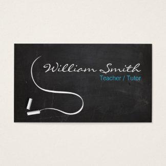 Teacher/Vormund Business card Visitenkarte