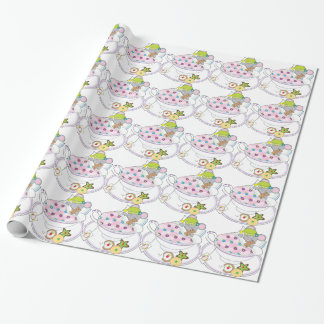 Teacup-Maus Geschenkpapier