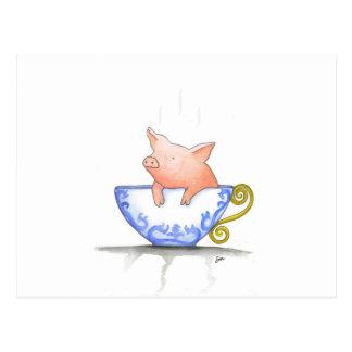 teacup pig geschenke. Black Bedroom Furniture Sets. Home Design Ideas