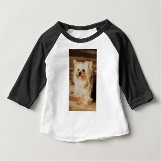 TeaCup Yorkie Baby T-shirt