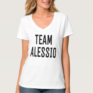 Team Alessio - TMAHA T-Shirt
