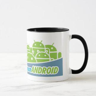 Team androide Tasse - eine der netten