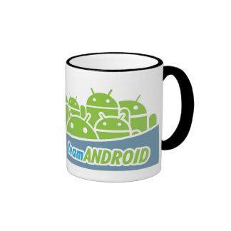 Team androide Tasse - eine der netten Kaffee-/Tee-