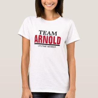 Team-Arnold-Lebenszeit-Mitglied T-Shirt