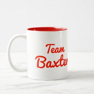 Team Baxter Tee Tasse