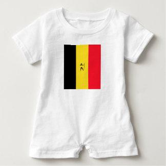 Team-Belgien-Bogenschießen Baby Strampler
