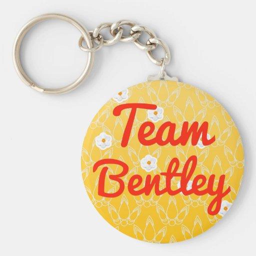 Team Bentley Schlüsselanhänger