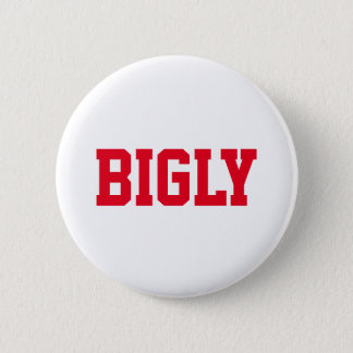 Team Bigly Knopf Runder Button 5,7 Cm
