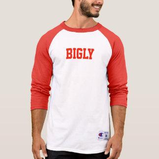 Team Bigly trägt Shirt zur Schau