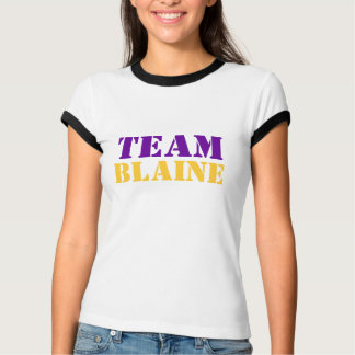 TEAM BLAINE (W) T-Shirt