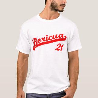 Team Boricua 21 T-Shirt