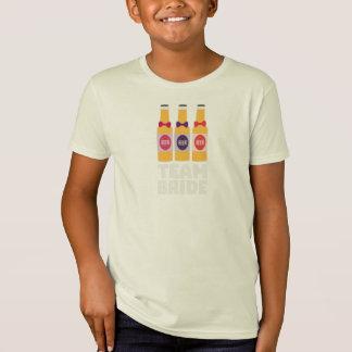 Team-Braut Beerbottles Z26ll T-Shirt