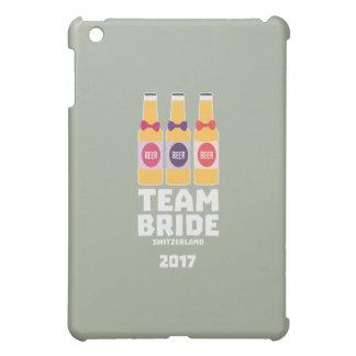 Team-Braut die Schweiz 2017 Ztd9s iPad Mini Hülle