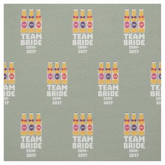 Team-Braut Edinburgh 2017 Zkd25 Stoff