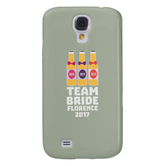 Team-Braut Florenz 2017 Zhy7k Galaxy S4 Hülle