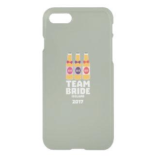 Team-Braut Irland 2017 Zht09 iPhone 8/7 Hülle