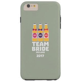Team-Braut Irland 2017 Zht09 Tough iPhone 6 Plus Hülle
