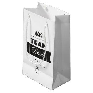 Team-Braut Kleine Geschenktüte