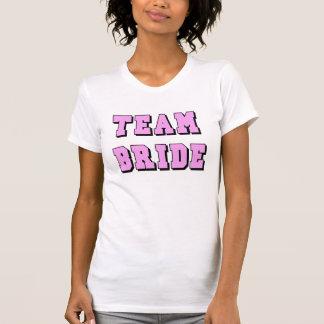 Team-Braut Tshirts