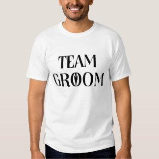 Team-Bräutigam - lustiges T-shirt