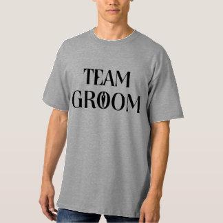 Team-Bräutigam - lustiges T-Shirts