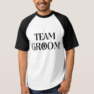 Team-Bräutigam - lustiges T Shirts