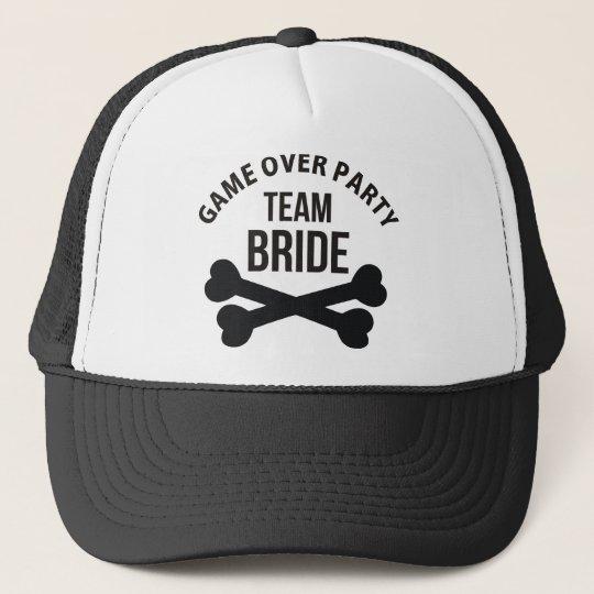 Team Bride - Bachelorette Party Truckerkappe