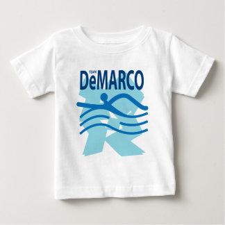 Team DeMarco Weiß-T - Shirt
