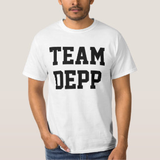 """""""TEAM DEPP """" T-Shirt"""