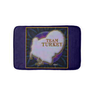 Team die Türkei Badematte