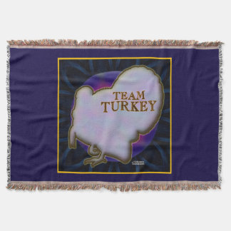 Team die Türkei Decke