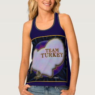 Team die Türkei Tanktop