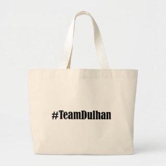 Team Dulhan Taschen-Taschen-Braut-Familie und Jumbo Stoffbeutel