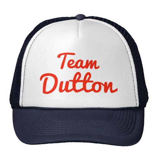 Team Dutton Trucker Mützen