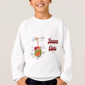 Team-Eingeweide (Verdauungssystem-anatomischer Sweatshirt
