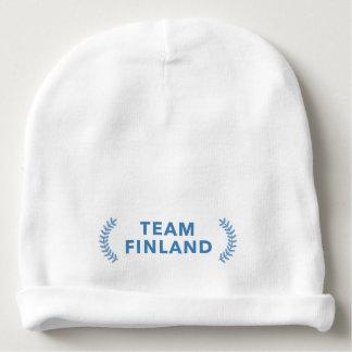 Team Finnland Babymütze