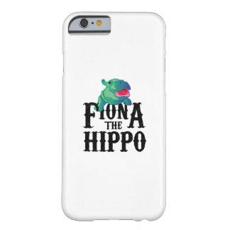 Team Fiona die Flusspferd-Liebe Hippopotamuss Barely There iPhone 6 Hülle