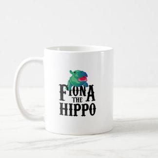 Team Fiona die Flusspferd-Liebe Hippopotamuss Kaffeetasse