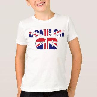 Team GB-Gewerkschafts-Jack T-Shirt